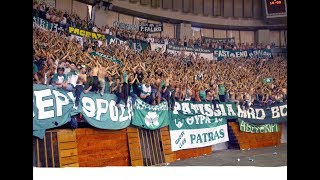 "GATE 13 ULTRAS - 5.000 fans of ""greens"" make party in piraeus *HIGHEST QUALITY  [2005]"