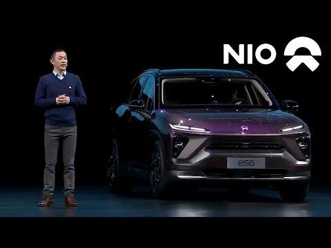 NIO ES6 Reveal in Shanghai   NIO Day 2018