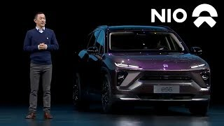 Nio Es6 Reveal In Shanghai Nio Day 2018