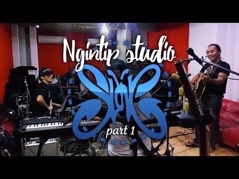 Ngintip studio Slank : Part1
