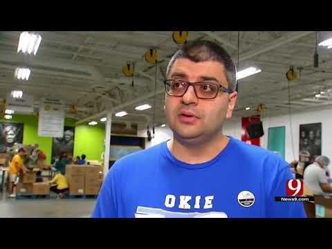 Video: CAIR-Oklahoma Co-Hosts Ramadan Day of Service at Food Bank