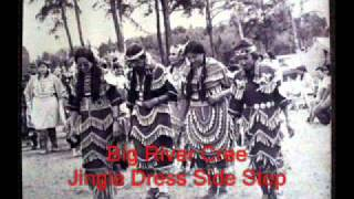 Big River Cree - Jingle Dress Side Step