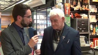 Intervista a don Ernest Simoni