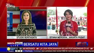 Download Video Jokowi Terima Ucapan Selamat Negara Sahabat di HUT RI ke-73 MP3 3GP MP4