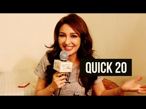 20 Questions with Saumya Tandon | Rapid Fire