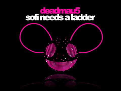 Deadmau5 - Sofi needs a ladder Instrumental (Bass Boosted) 20hb