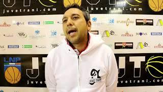 Derby di Trani, l'intervista doppia a Corvino e Palieri