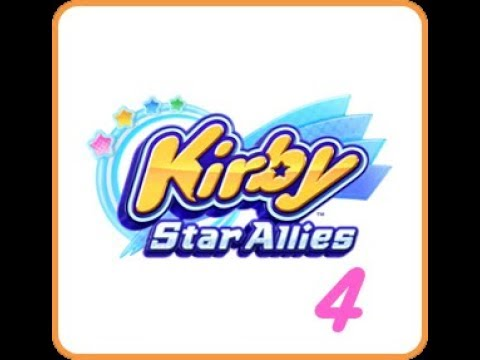 Kirby Star Allies ep. 4 - The First Allies