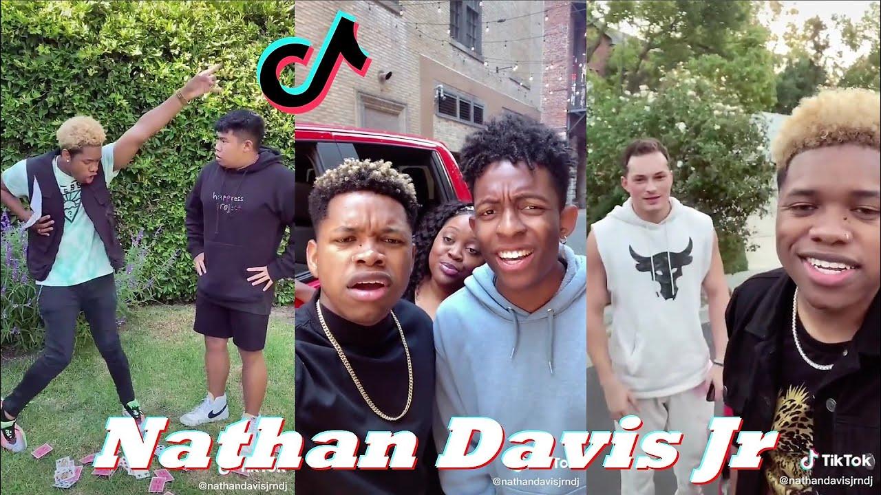Download Best Nathan Davis Jr (NDJ) TikToks Videos 2021   Nathan Davis Jr TikTok Singing Challenge Videos #2