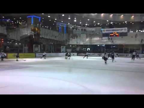 Singapore Ice Dragons Pee Wee A Game 4 vs. Mayer Brown JSM