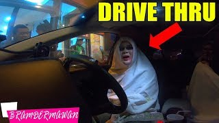 Download Video SUZANNA DRIVE THRU PRANK SEREM BANGET PART 2 - BRAM DERMAWAN MP3 3GP MP4