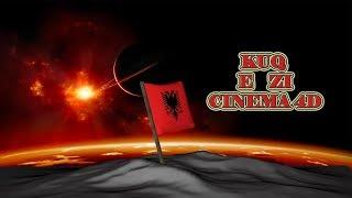 Albanian Flag in Cinema 4D (Kuq e Zi)