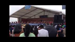 St Pauls College - Polyfest 2013 Samoan Group Part 3