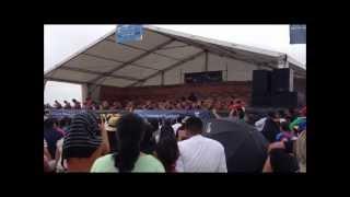 St Pauls College - Polyfest 2013 Samoan Group Part 3