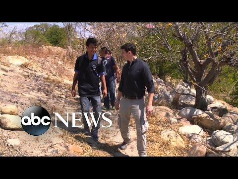 Before The US Border, Migrants Face Harrowing Journey In Mexico