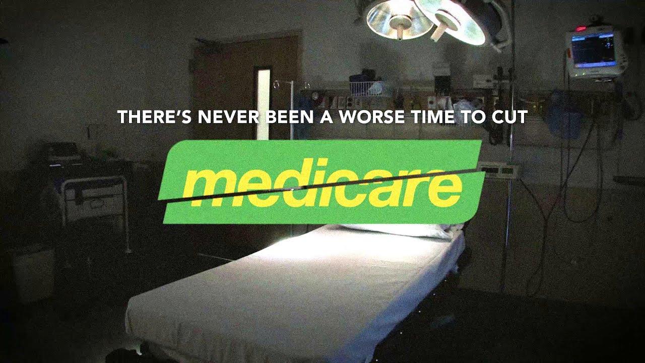 Exposing Scott Morrison's plan to cut Medicare