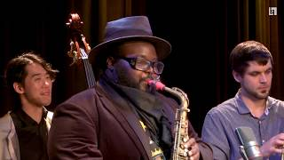 The Godwin Louis Sextet - Siwel (The Checkout–Live at Berklee)