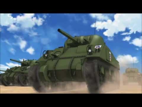 Girls Und Panzer Episode 4 Review