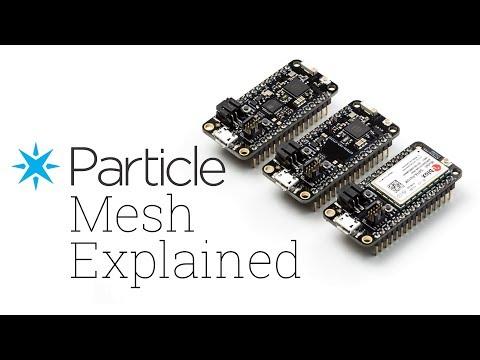 Zach Supalla Explains Particle's Mesh Boards