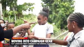 Dominica's Labour Party gets campaign on the way