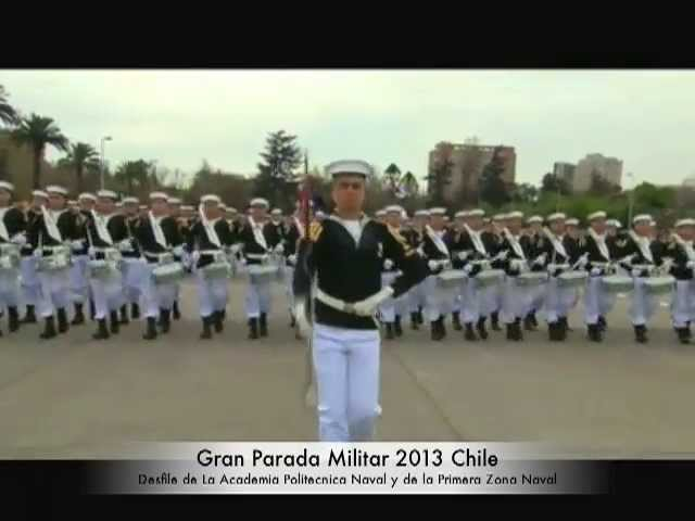 Gran Parada Militar 2013 Chile 5 Travel Video