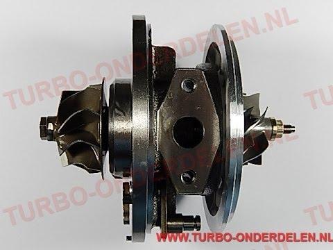 Verrassend Hoe zelf turbo repareren / zelf turbo reviseren / hoe turbo KO-64