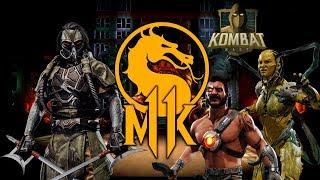 Mortal Kombat 11: kombat kast 1 y noticias