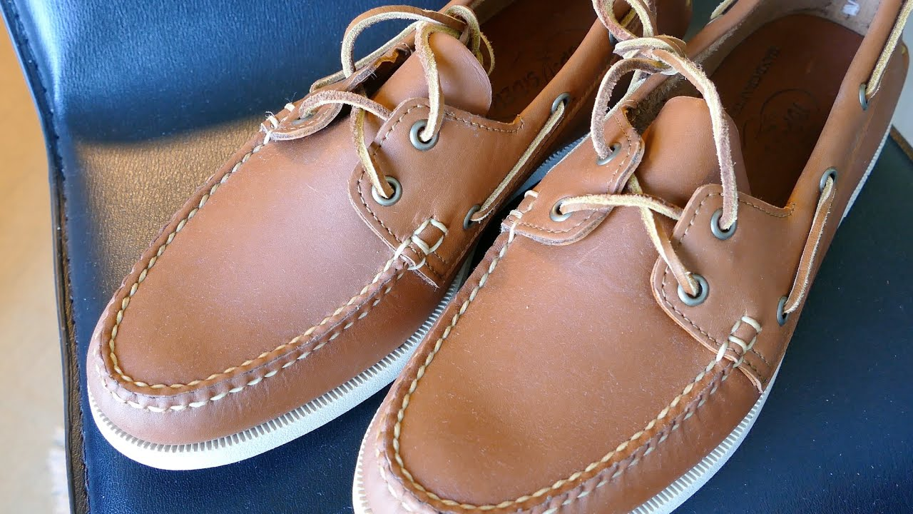706a7b51ba96f1 Sperry Top-Sider - Made In Maine