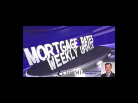 Mortgage Rates Weekly Update July 24 2017