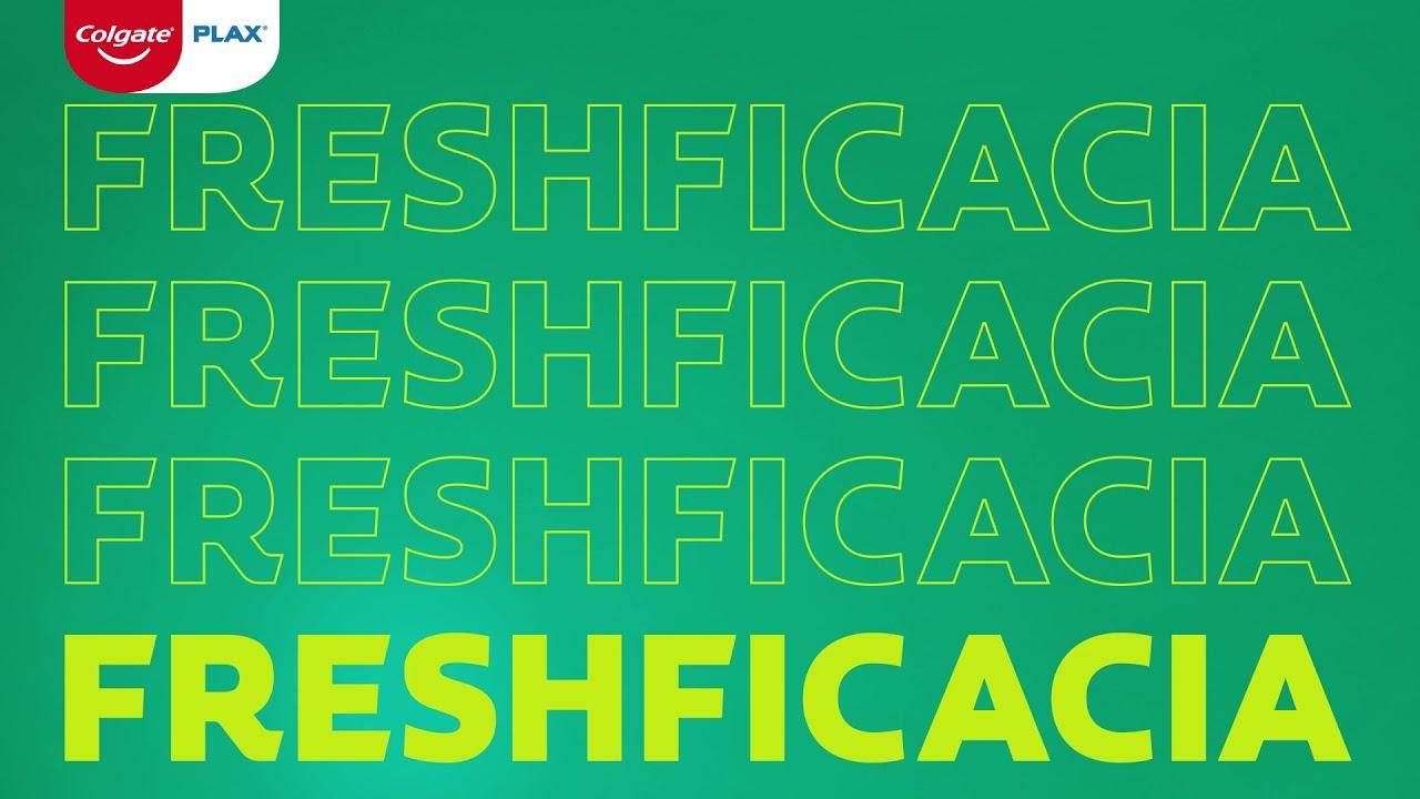 Colgate Plax Fresh Mint | #Freshficacia