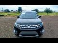 Nuevo Suzuki Vitara GLS negro 2017