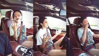 Baixar Selena Gomez via Instagram Stories