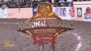 XXIII Campeonato Nacional Charro Durango 2015