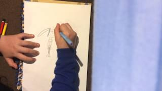 Drawing harlequin how to draw