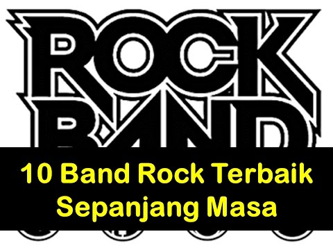 10 Grup Band Rock Terbaik Dunia Sepanjang Masa