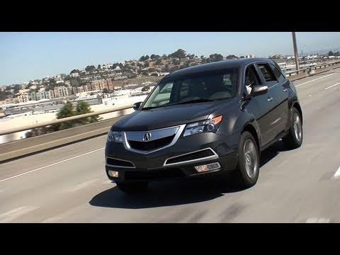 2011 Acura MDX - YouTube