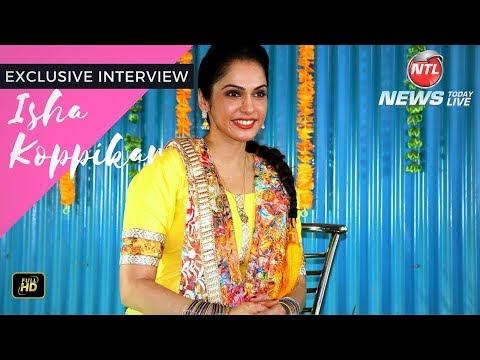 Bollywood Stars   Isha Koppikar exclusive   NewsTodayLive   Subscribe us