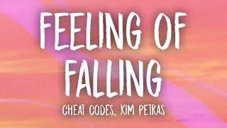 Gambar cover Cheat Codes - Feeling Of Falling (Lyrics) ft. Kim Petras