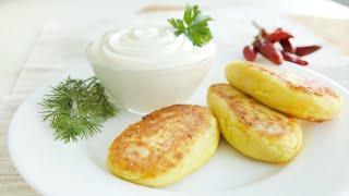 Вкуснючие картофельные зразы! Рецепт из картофеля.