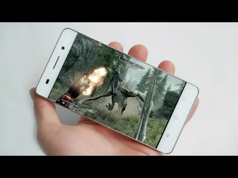 HOW TO DOWNLOAD SKYRIM ON YOUR SMARTPHONE