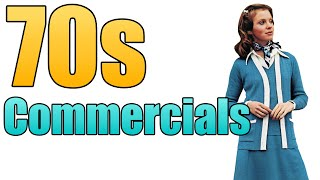 1970s Commercials Vintage Commercials