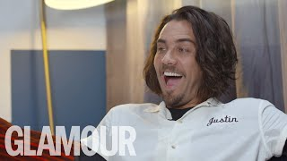 Justin Bobby, The OG Bad Boy, Takes The Hills Trivia Quiz | GLAMOUR UK