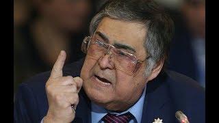 В День смеха без юмора: Аман Тулеев подал в отставку