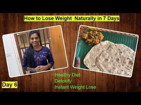 GM Diet Day 6 in Tamil – How to Lose Weight fast #MyWeightLossJourney #Detoxify #HealthyDiet