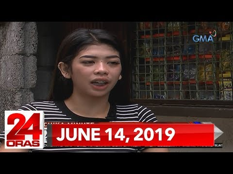 24 Oras: June 14, 2019 [HD]