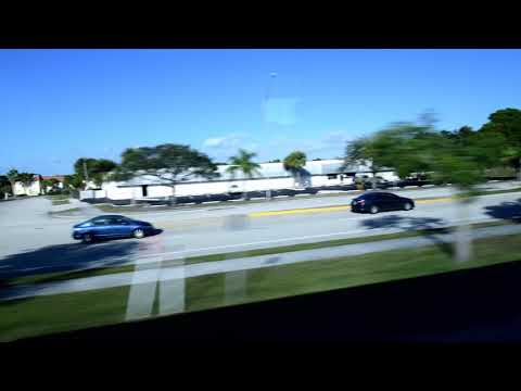 Brightline Fort Lauderdale to West Palm View