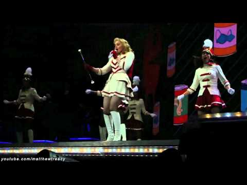 Express Yourself/Born This Way MADONNA Live In Montreal MDNA Tour FRONT ROW