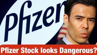 Pfizer Stock looks Dangerous?  Deep Analysis of the Vaccine News....