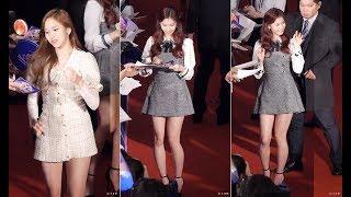 트와이스 사나 지효 미나 - 영화 트와이스랜드 레드카펫