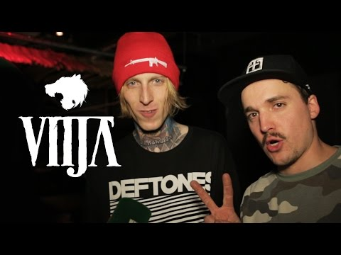 VITJA: Interview w/ David & Daniel - Berlin Metal TV